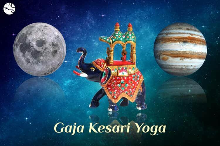 Gaj Kesari Yoga – Astrological Yoga That Gives Power Like A King