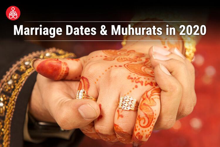 Propitious Wedding Dates 2021: Shubh Muhurat, Timings, and Nakshatra