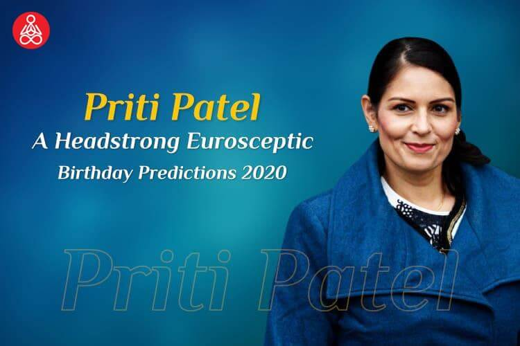 Priti Patel Birthday Predictions: Will a racial discrimination lawsuit jeopardize Priti Patel's political career?
