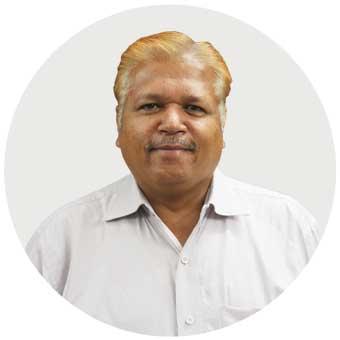 Jitendra M Thakar